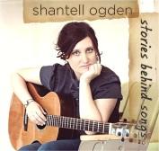Stories Behind Songs (CD Cover)