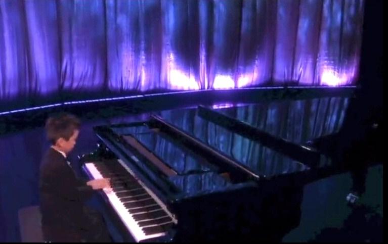 Ryan Wang piano