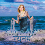 Lea Longo Album Cover (Songs Of a Siren)