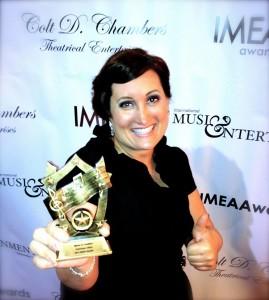 Shantell IMEA Award