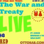 War and Treaty 001