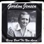 Gordon Jensen 001 45 rpm
