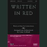 Gordon Jensen 005 written in red copy