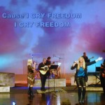 Brenda Epperson 007 I Cry Freedom on stage