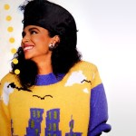 Bunny DeBarge 006 Yellow Sweater