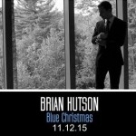 Brian Hutson 009 Blue Christmas cover BW