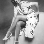 Toni Tennille 007 legs